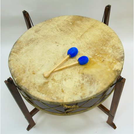 Tambor nativo Pow pow