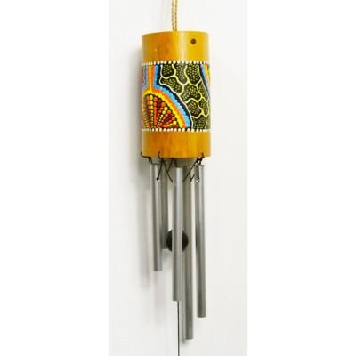 Campana tubular bambú Deco S