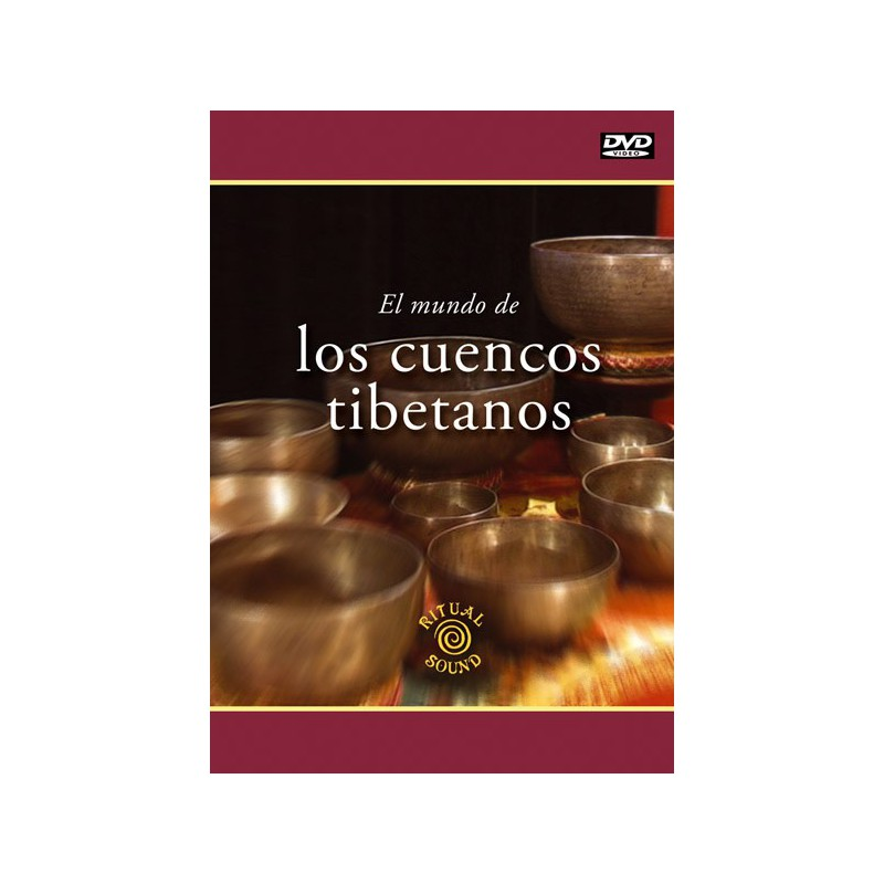 Dvd El Mundo de los Cuencos Tibetanos