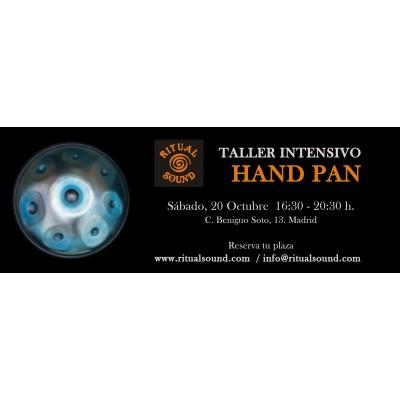 Taller Intensivo HAND PAN
