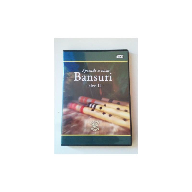 DVD Bansuri Aprende a tocar Nivel II