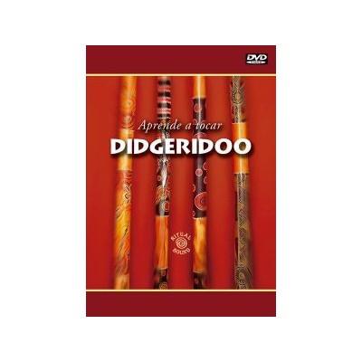 DVD Aprende A tocar el Didgeridoo