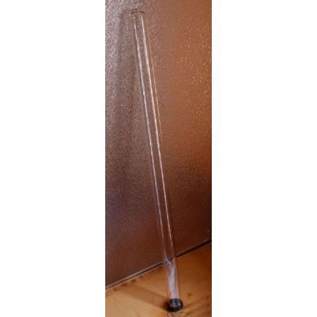 Didgeridoo cristal de cuarzo 150 cm