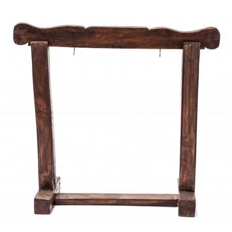 Stand de madera L