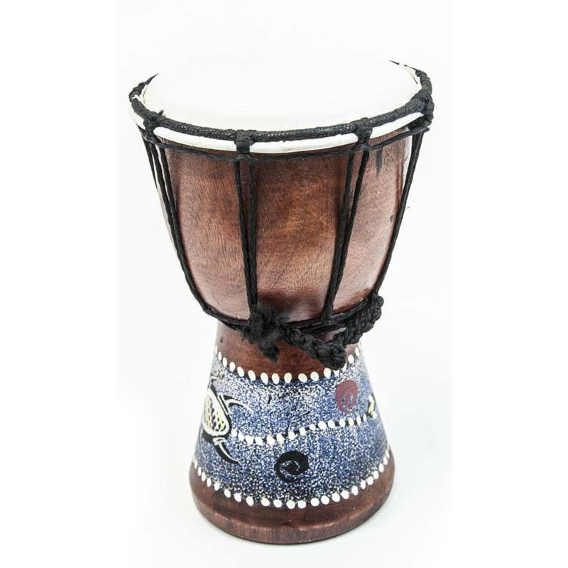 Djembe decorado 30 Ctms