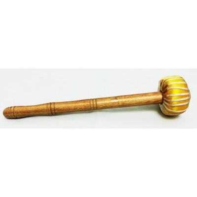 Baqueta Gong stick color