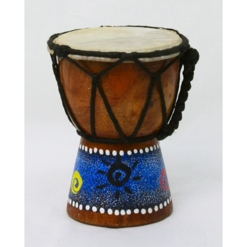 Djembe decorado 12 Ctms