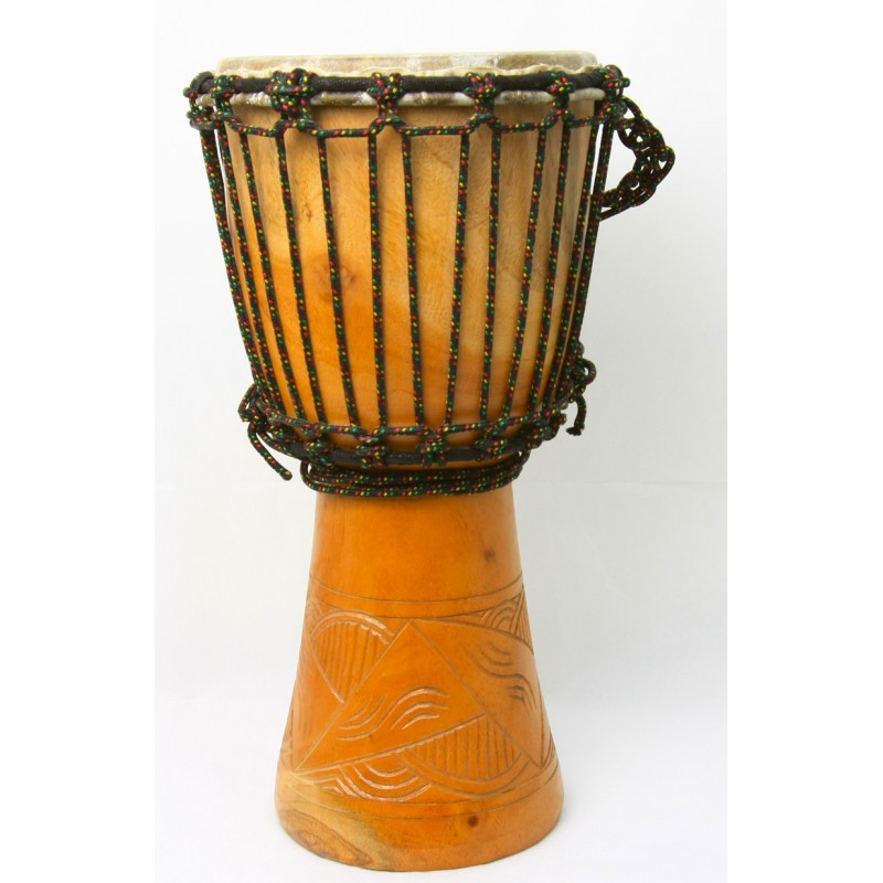 Djembe decorado 40 Ctms