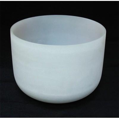 Cuenco de cristal de cuarzo 25 cm