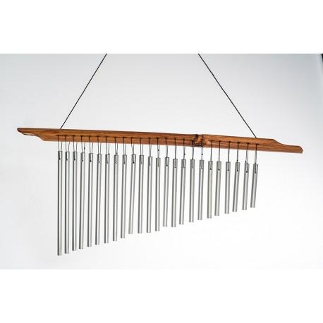 Cortina bambú rústica M