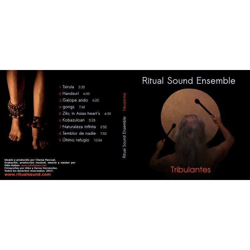 Reserva entrada presentacion Ritual Sound Ensemble