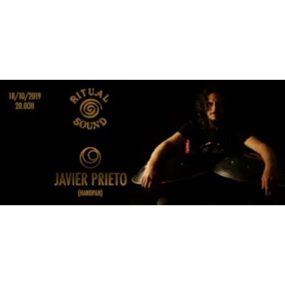Javier Prieto en concierto....