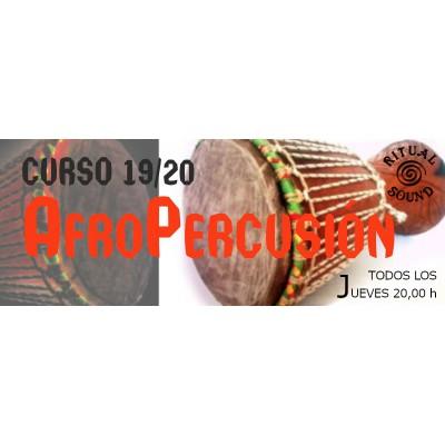 Curso AfroPercusión