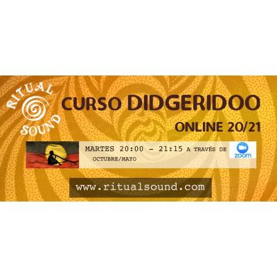 Curso Online DIDGERIDOO