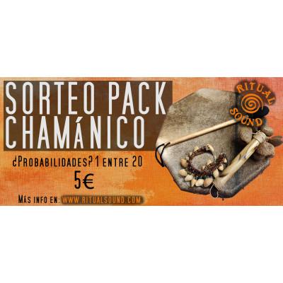 SORTEO PACK CHAMÁNICO