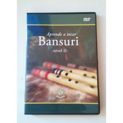 DVD Bansuri Aprende a tocar...