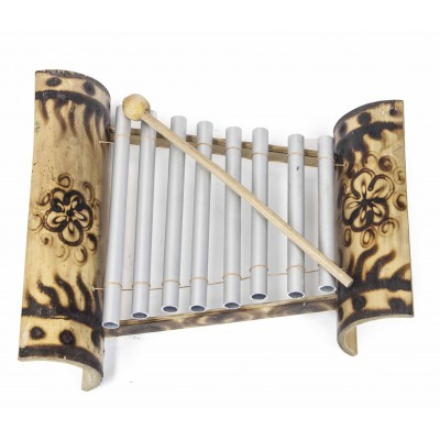 Armonizador Bambú Deco 8 notas