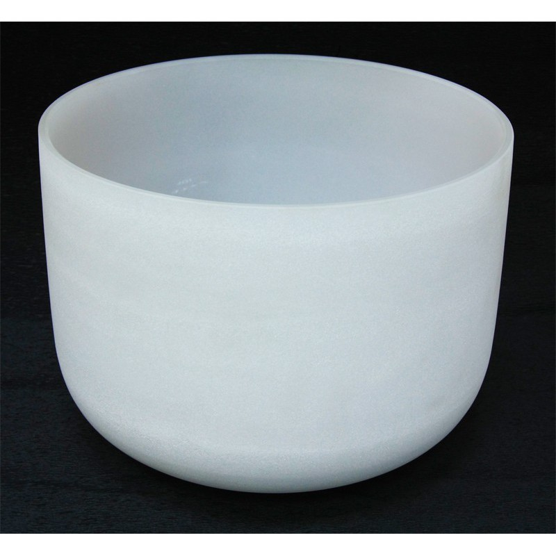 Cuenco de Cristal de Cuarzo 35 Ctms