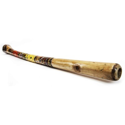 Didgeridoo Tece Decorado 1530 Ctms