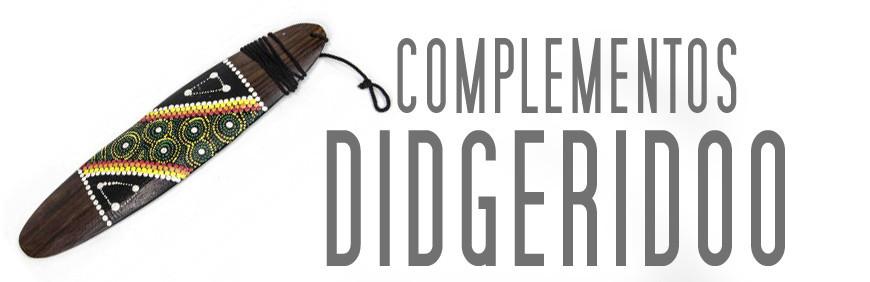 Complementos Didgeridoos