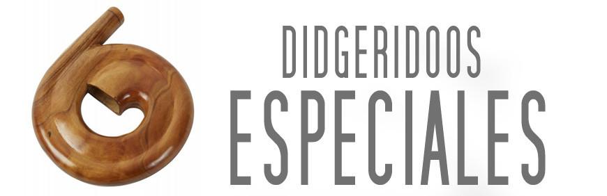 Didgeridoo Especiales