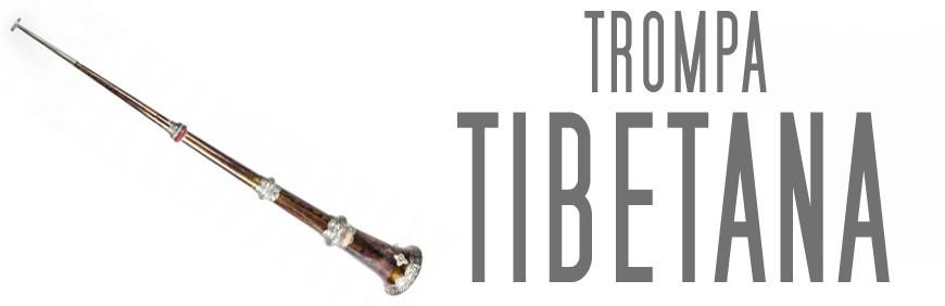 Trompa Tibetana
