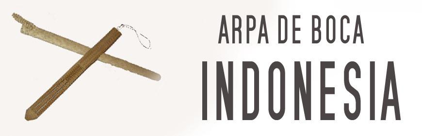 Arpa de boca indonesia
