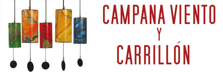 Campana Viento y Carrillón