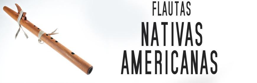 Flautas nativas Americanas