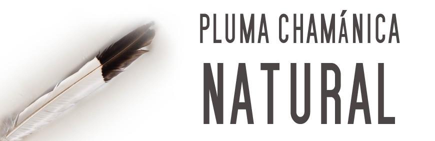 Pluma Chamanica natural
